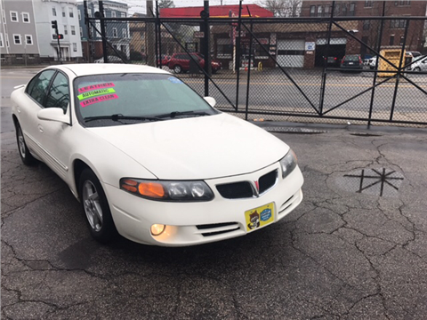 2003 Pontiac Bonneville for sale in Dorchester, MA
