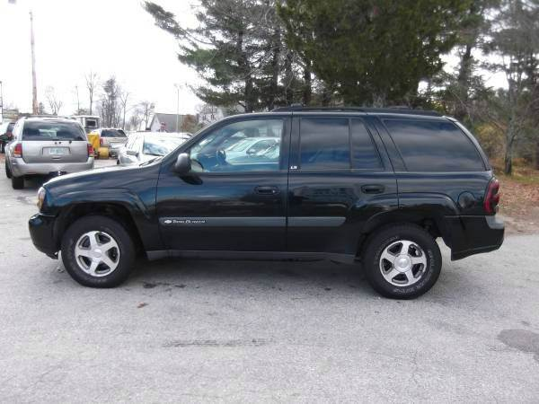 2006 chevrolet trailblazer ext lt 4dr suv 4wd in rowley ma. Black Bedroom Furniture Sets. Home Design Ideas