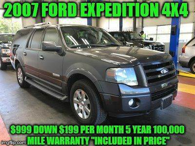 Ford Expedition El For Sale In Rowley Ma