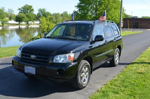 2005 Toyota Highlander for sale in Dover, OH