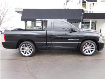 2004 Dodge Ram Pickup 1500 SRT-10 for sale in Franklin, OH