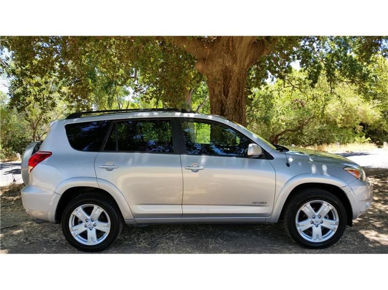 2007 Toyota RAV4 for sale in Modesto CA