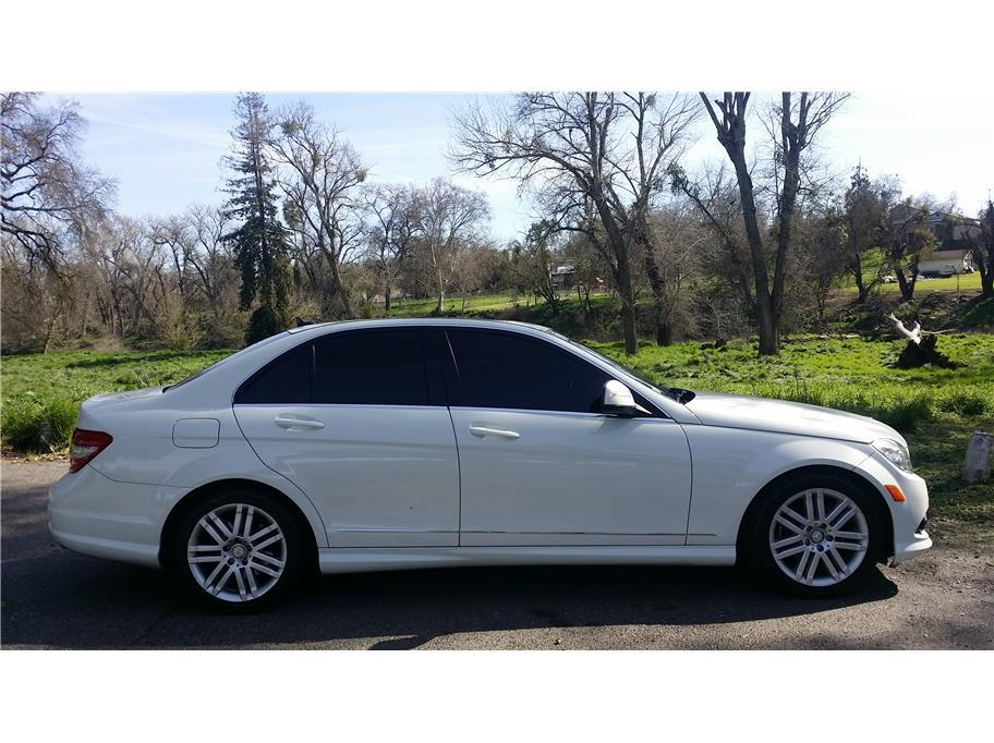 2008 Mercedes Benz C Class C300 Luxury Sedan 4d In Modesto