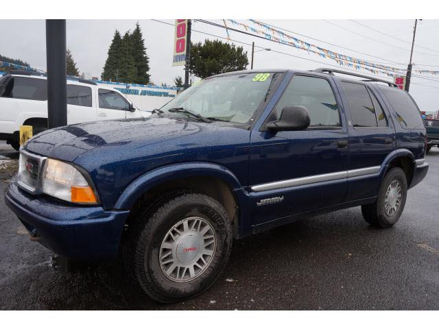 1998 GMC Jimmy or Envoy