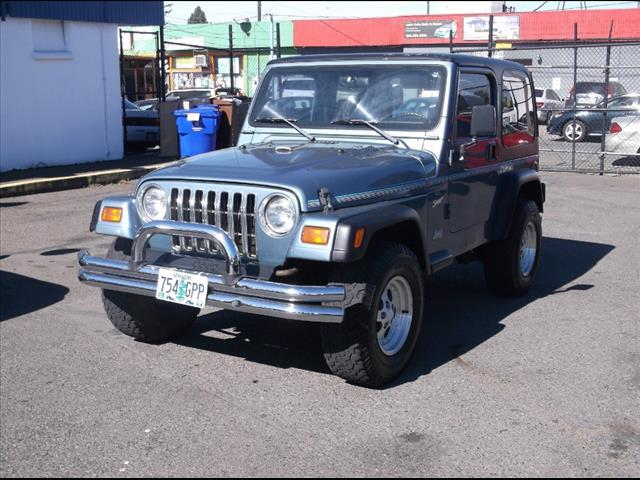 1998 Jeep Wrangler for sale in Portland OR