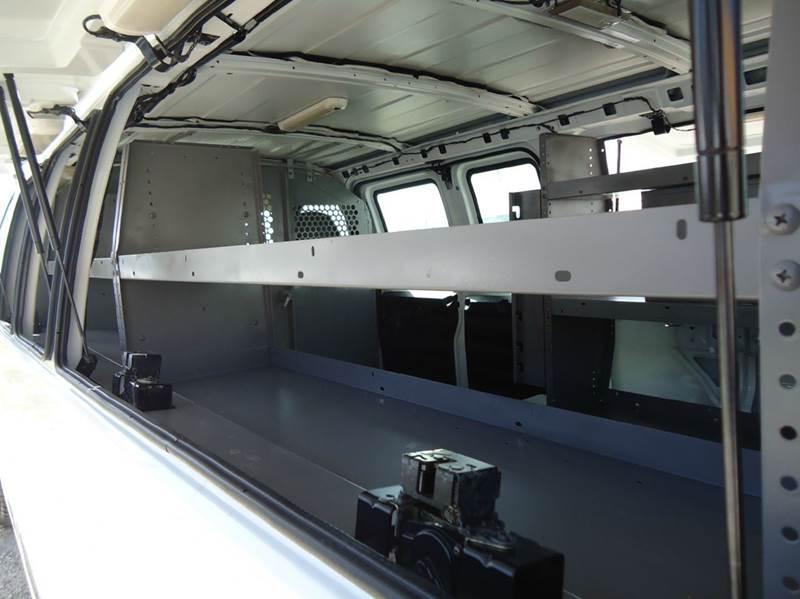2006 Chevrolet Express G2500 Cargo Van Access Panels In Hialeah Fort Lauderdale Palm Beach Miami