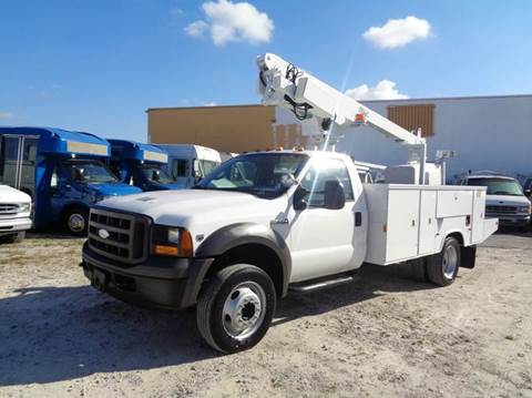 2005 Ford F-450 for sale in Hialeah, FL
