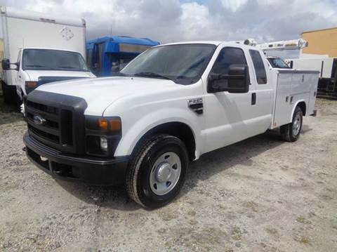 2009 Ford F-250