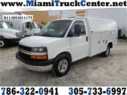 2011 Chevrolet Express Cutaway for sale in Hialeah, FL