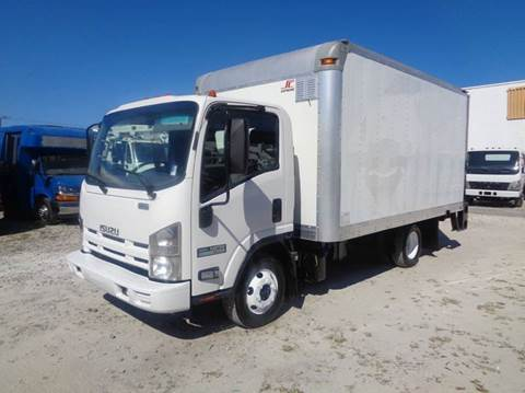 2011 Isuzu NPR for sale in Hialeah, FL