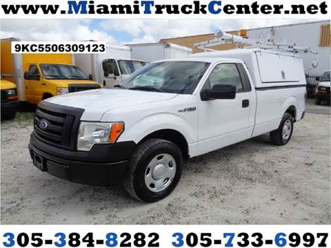 2009 Ford F-150 for sale in Hialeah, FL