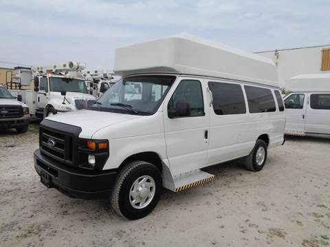 2011 Ford E-350 for sale in Hialeah, FL