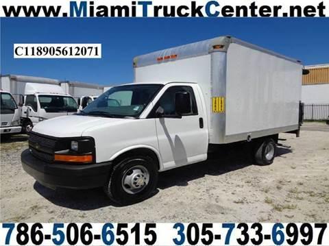 2012 Chevrolet Express Cutaway for sale in Hialeah, FL