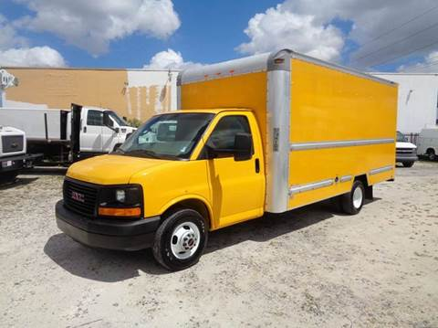 2013 Chevrolet Express Cutaway for sale in Hialeah, FL