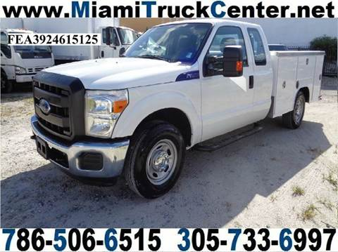 2015 Ford F-250 for sale in Hialeah, FL