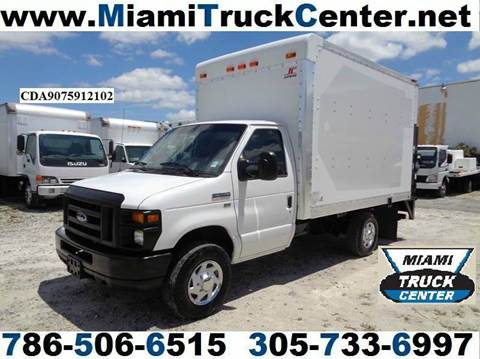 2012 Ford E-350 for sale in Hialeah, FL