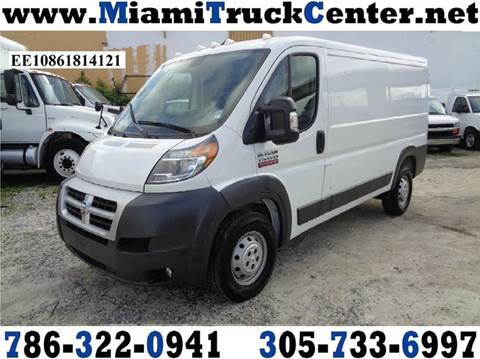 2014 RAM ProMaster Cargo for sale in Hialeah, FL