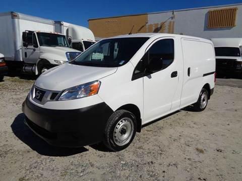 2015 Nissan NV200 for sale in Hialeah, FL