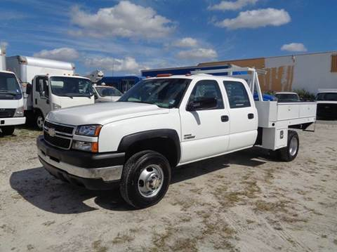 2006 Chevrolet Silverado 3500 for sale in Hialeah, FL