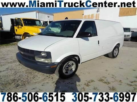 2005 Chevrolet Astro Cargo