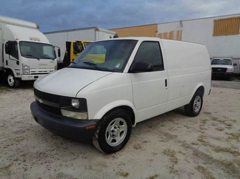 2005 chevrolet astro cargo for sale. Black Bedroom Furniture Sets. Home Design Ideas