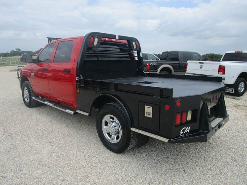 2011 RAM Ram Pickup 2500 SLT 4x4 4dr Crew Cab 6.3 ft. SB Pickup - Valley Mills TX