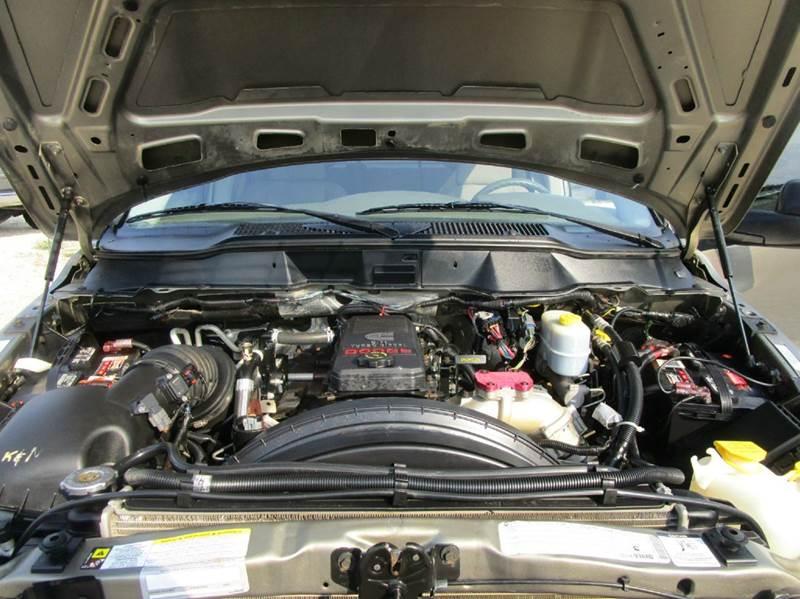 2009 Dodge Ram Pickup 3500 4x4 SLT 4dr Quad Cab 8 ft. LB - Valley Mills TX