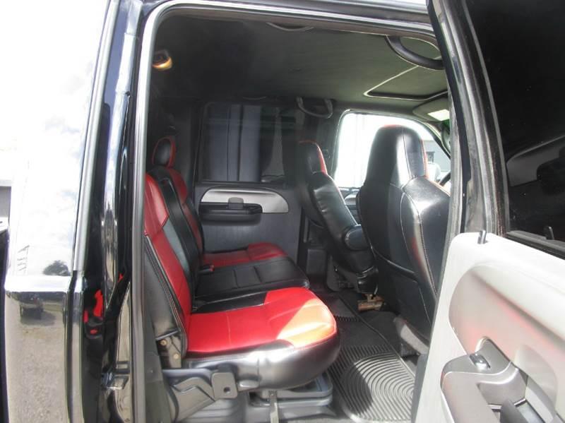 2007 Ford F-250 Super Duty Lariat 4dr Crew Cab 4WD SB - Valley Mills TX
