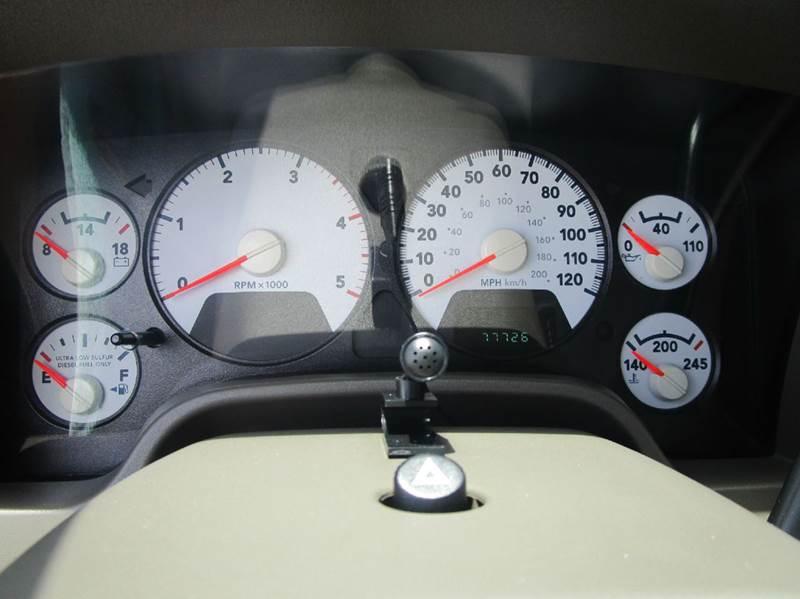 2008 Dodge Ram Pickup 2500 SLT 4dr Quad Cab 4WD SB - Valley Mills TX