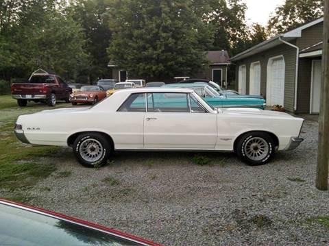1965 Pontiac GTO for sale in Pittsburg, KS