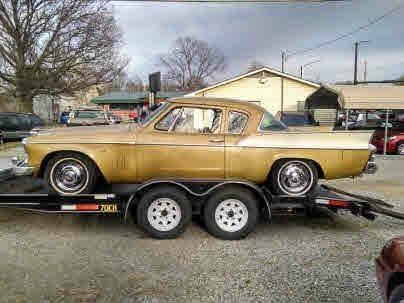 1957 Studebaker Hawk for sale in Pittsburg, KS