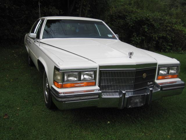 Used cadillac brougham for sale for Mega motors appleton wi