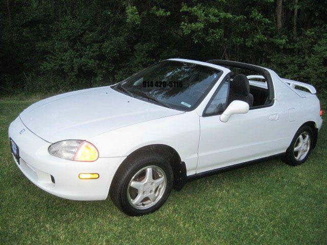 1997 Honda Civic del Sol Si for sale in HIGHLAND NY