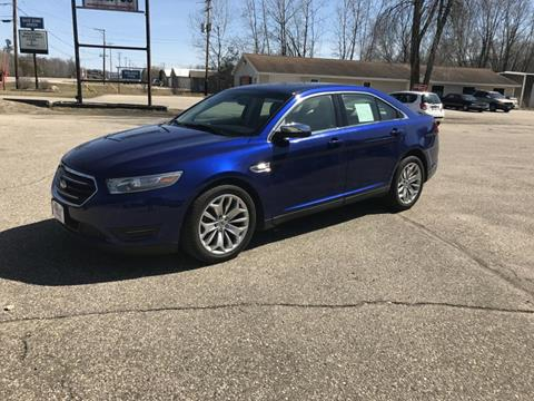 2013 Ford Taurus for sale in Wautoma, WI