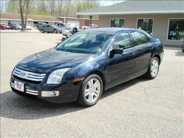 2009 Ford Fusion for sale in Wautoma, WI