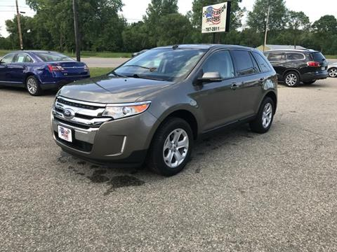 2013 Ford Edge for sale in Wautoma WI