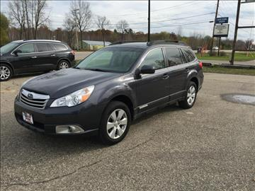 2012 Subaru Outback for sale in Wautoma, WI