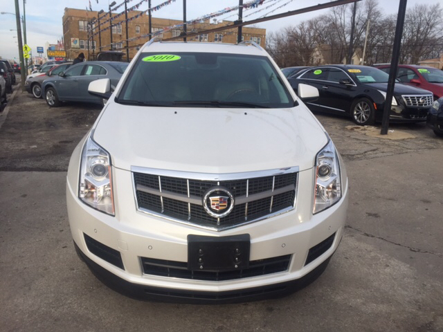 2010 cadillac srx luxury collection awd 4dr suv in chicago il sam 39 s auto sales. Black Bedroom Furniture Sets. Home Design Ideas