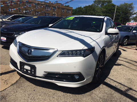 2015 Acura TLX for sale in Chicago, IL