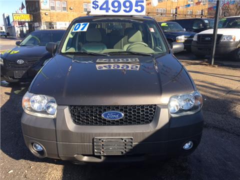 2007 Ford Escape for sale in Chicago, IL