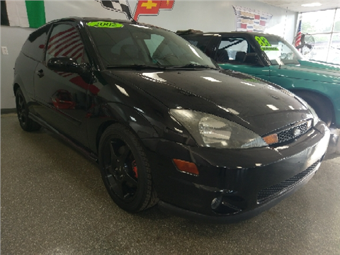 2002 Ford Focus SVT for sale in Chicago, IL