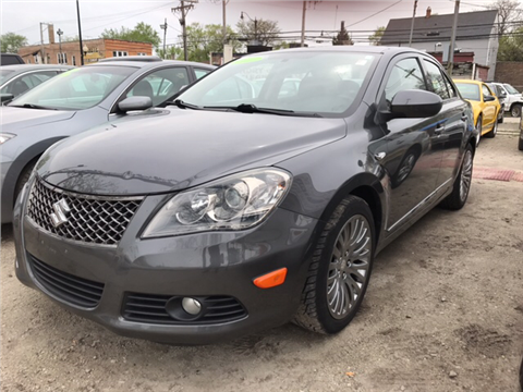 2010 Suzuki Kizashi for sale in Chicago, IL