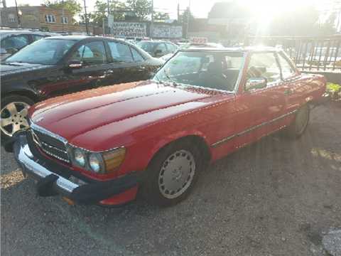 1987 Mercedes-Benz 560-Class for sale in Chicago, IL