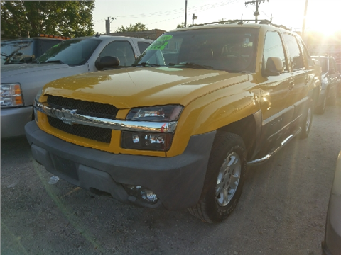 2003 Chevrolet Avalanche for sale in Chicago, IL