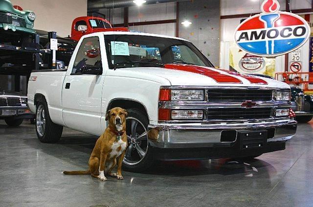 1991 Chevrolet Silverado 1500 Classic