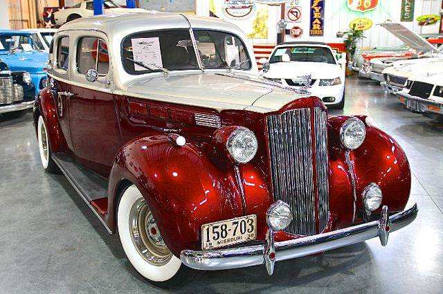1938 Packard Eight for sale in Fenton MO