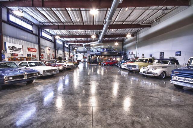 2014 Passing Lane Motors Wednesday Night Pit Stop Club  - Fenton MO