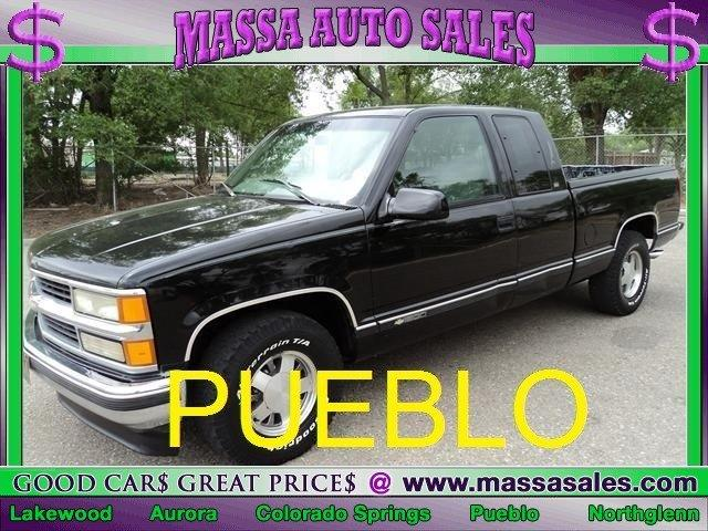 1997 Chevrolet C1500 for sale