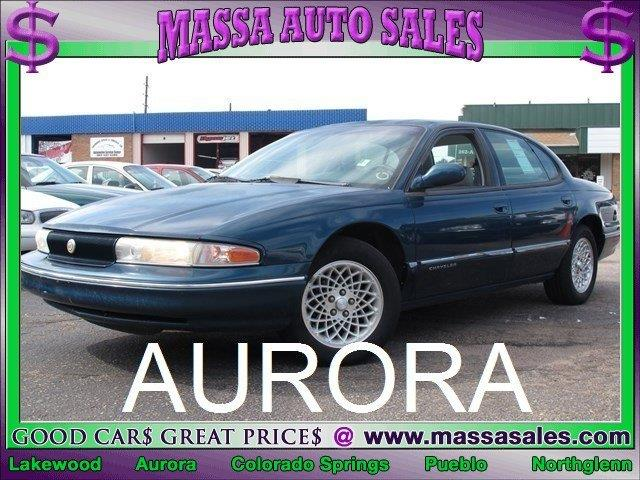 1995 Chrysler LHS for sale