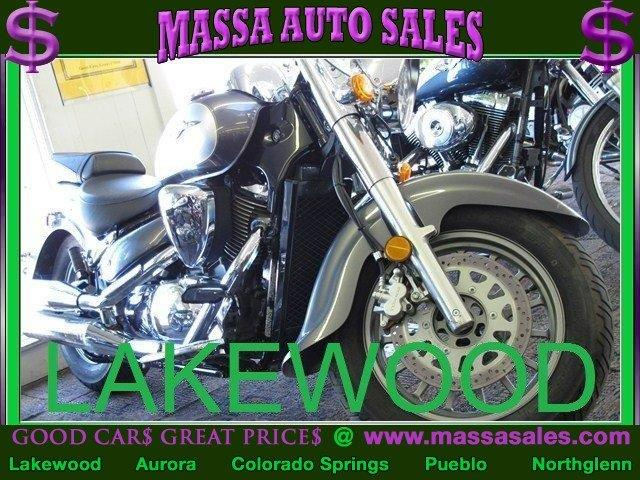 2009 Suzuki C50 BOULEVARD Lakewood CO